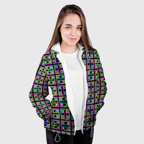 Женская куртка 3D  Фото 04, Pat10