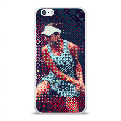 Чехол для Apple iPhone 6Plus/6SPlus силиконовый глянцевый  Фото 01, Tenis