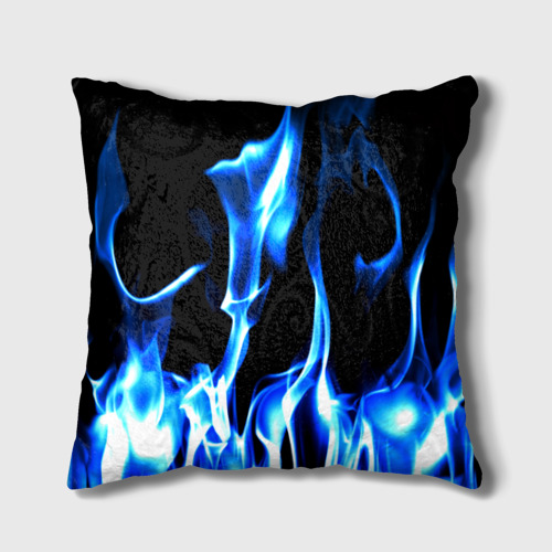 Подушка 3D Огонь Фото 01