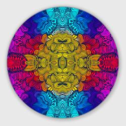 Цветные узоры