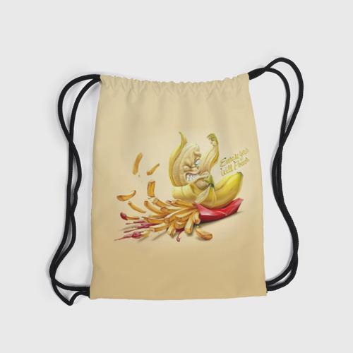 Рюкзак-мешок 3D  Фото 04, Правильное питание