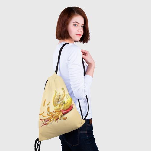 Рюкзак-мешок 3D  Фото 02, Правильное питание