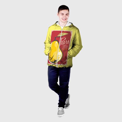 Мужская куртка 3D  Фото 03, Правильное питание