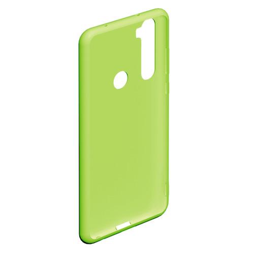 Чехол для Xiaomi Redmi Note 8 Правильное питание Фото 01