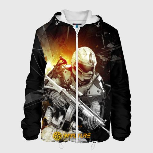 Мужская куртка 3D  Фото 01, WFFuture Exo Future Soldier