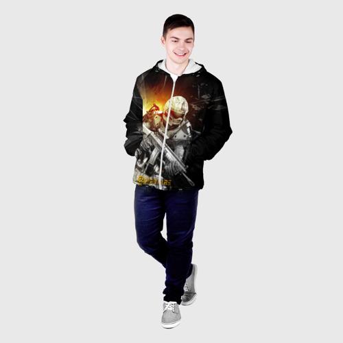 Мужская куртка 3D  Фото 03, WFFuture Exo Future Soldier