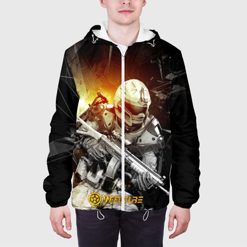 Мужская куртка 3D  Фото 04, WFFuture Exo Future Soldier