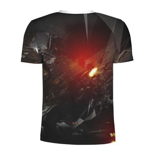 Мужская футболка 3D спортивная  Фото 02, WFFuture Exo Future Soldier