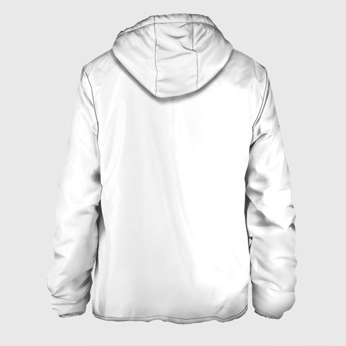 Мужская куртка 3D  Фото 02, Узор бабочка