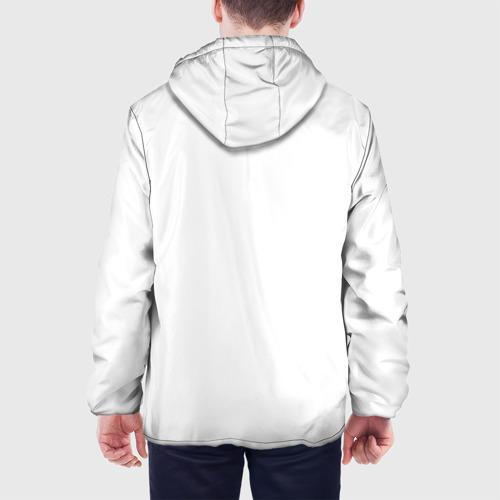 Мужская куртка 3D  Фото 05, Узор бабочка