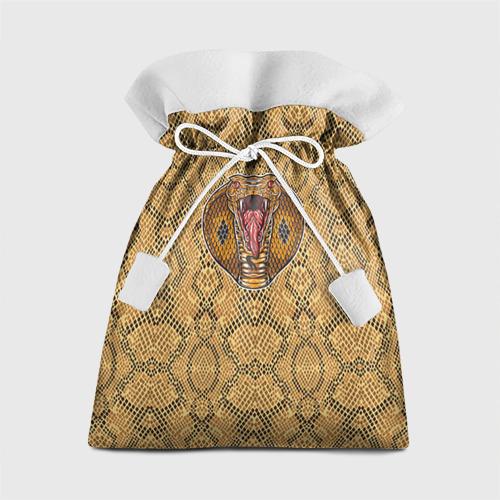 Подарочный 3D мешок  Фото 01, Змея 2