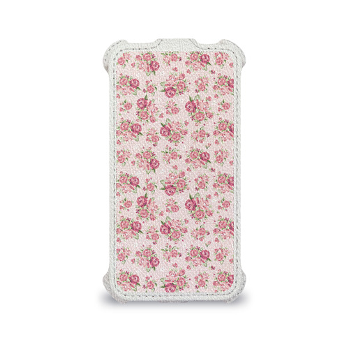 Чехол для Apple iPhone 4/4S flip  Фото 04, Fashion sweet flower