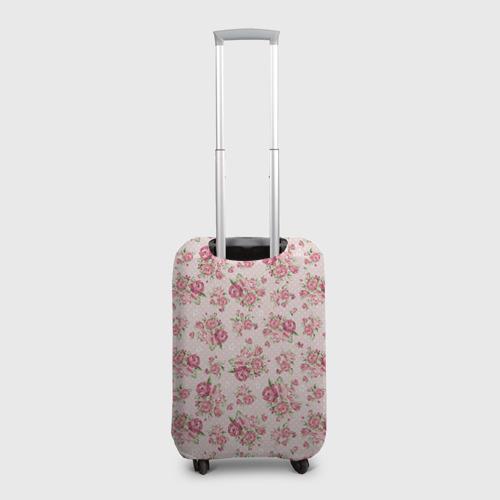 Чехол для чемодана 3D Fashion sweet flower Фото 01