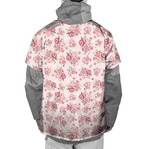 Накидка на куртку 3D Fashion sweet flower Фото 01
