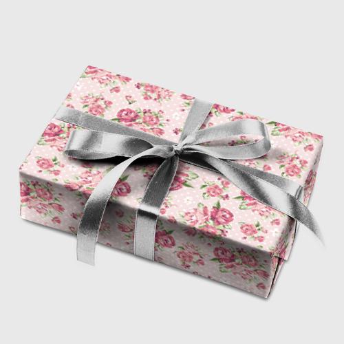 Бумага для упаковки 3D Fashion sweet flower Фото 01