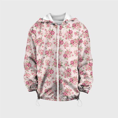 Детская куртка 3D Fashion sweet flower Фото 01
