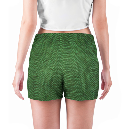 Женские шорты 3D  Фото 04, Snake