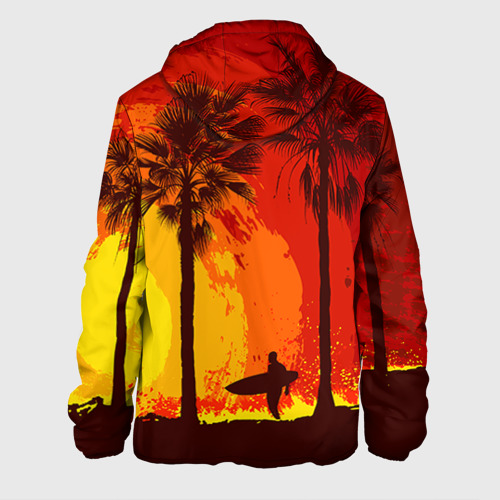 Мужская куртка 3D Summer Surf Фото 01