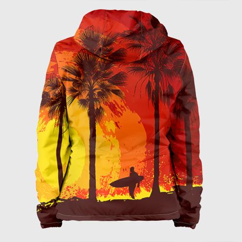 Женская куртка 3D Summer Surf Фото 01