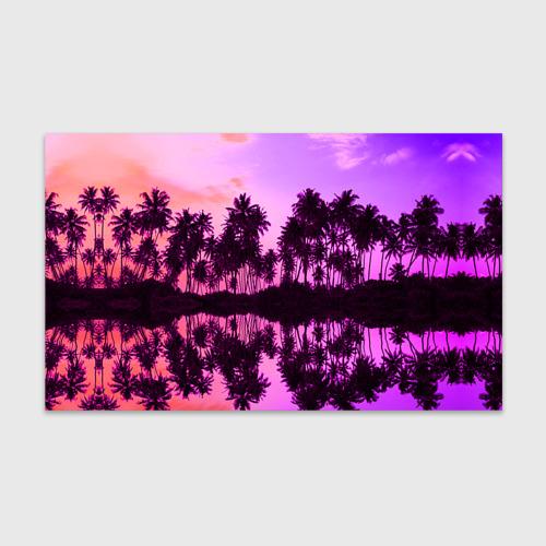 Бумага для упаковки 3D  Фото 01, Hawaii dream
