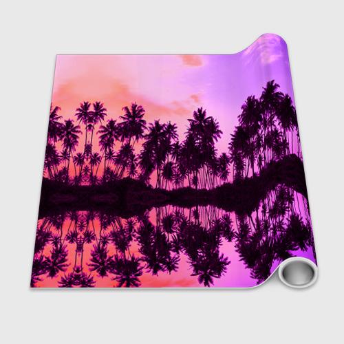 Бумага для упаковки 3D  Фото 02, Hawaii dream