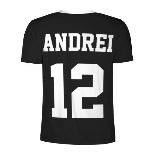 Мужская футболка 3D спортивная  Фото 02, Andrei