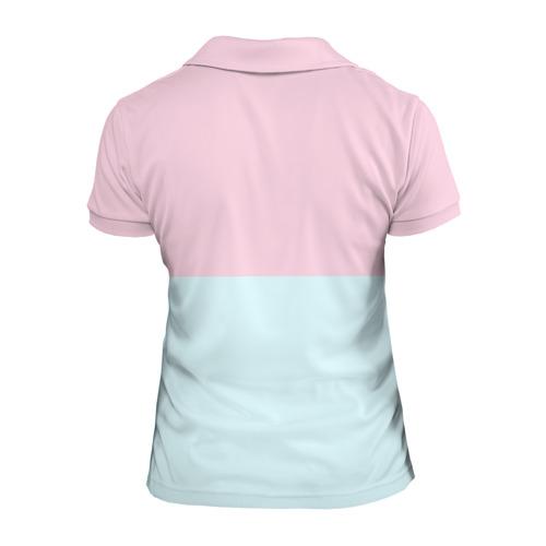 Женская рубашка поло 3D Tropical Фото 01