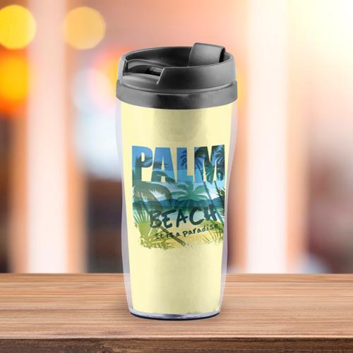 Термокружка-непроливайка  Фото 03, Palm beach