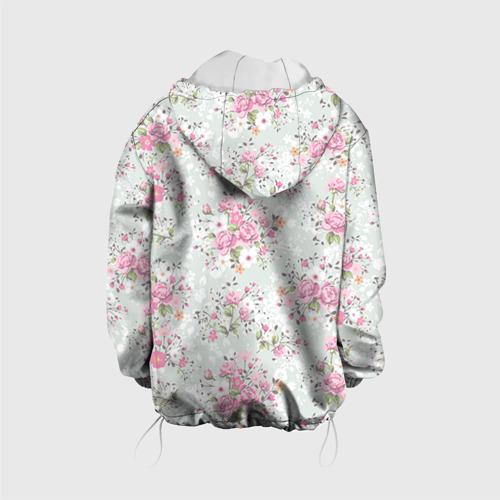 Детская куртка 3D  Фото 02, Flower pattern