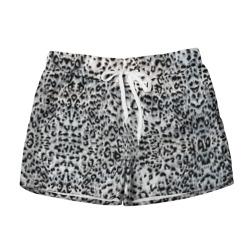 Женские шорты 3DWhite Jaguar