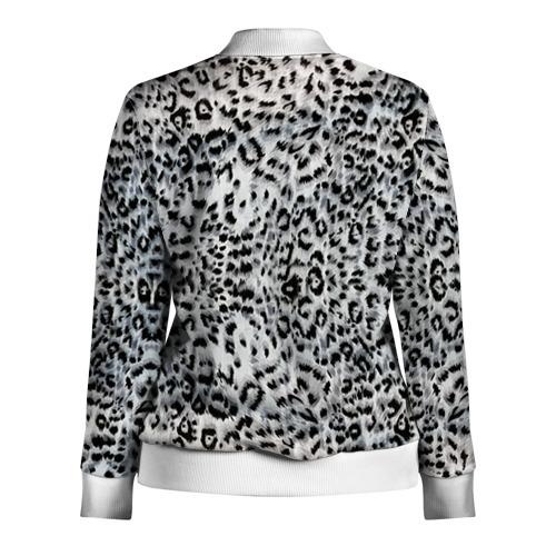 Женская олимпийка 3D  Фото 02, White Jaguar