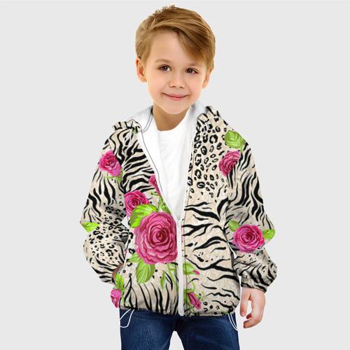 Детская куртка 3D  Фото 03, Зебра