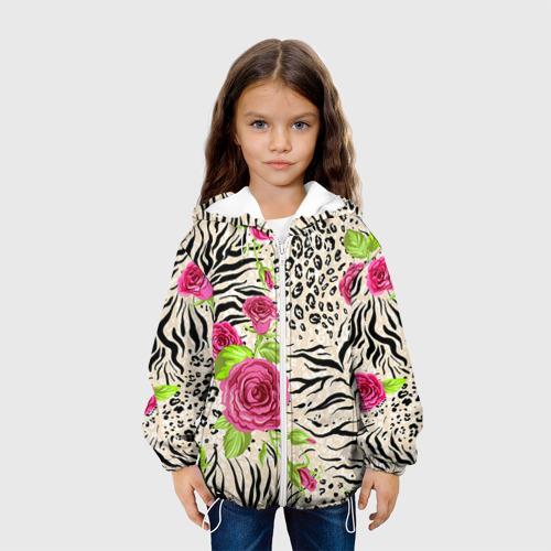 Детская куртка 3D  Фото 04, Зебра