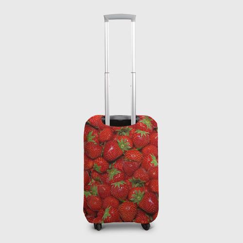 Чехол для чемодана 3D Клубнички Фото 01