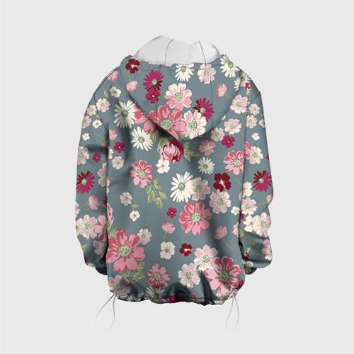 Детская куртка 3D  Фото 02, Цветочки