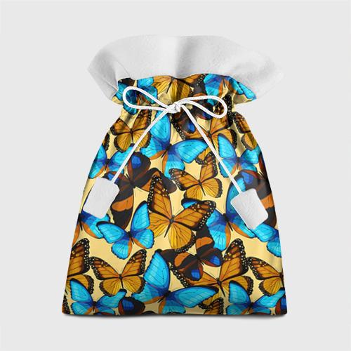 Подарочный 3D мешок Бабочки