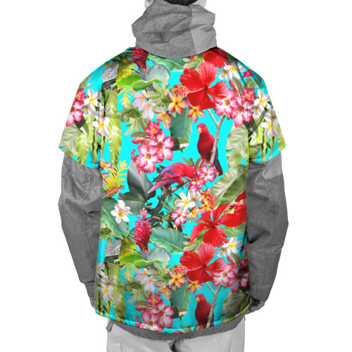 Накидка на куртку 3D Тропический мир Фото 01