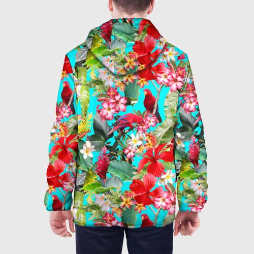 Мужская куртка 3D  Фото 05, Тропический мир