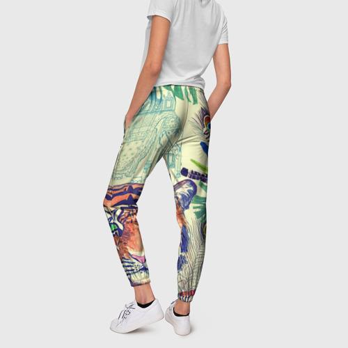 Женские брюки 3D Индия Фото 01