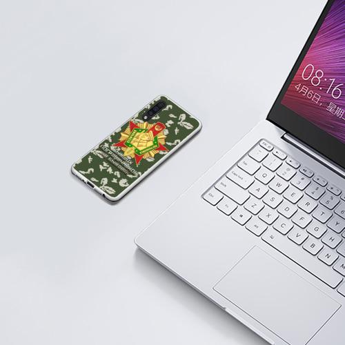 Чехол для Samsung A50 Отличник Погранвойск 1 степени Фото 01