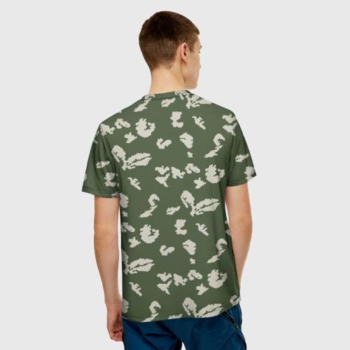 Мужская футболка 3D  Фото 02, Отличник Погранвойск 2 степени