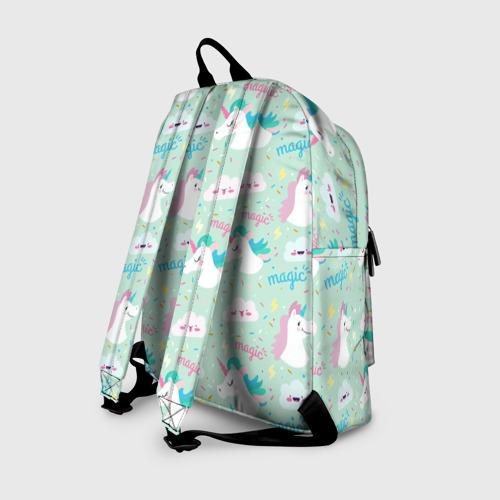 Рюкзак 3D Единороги Фото 01