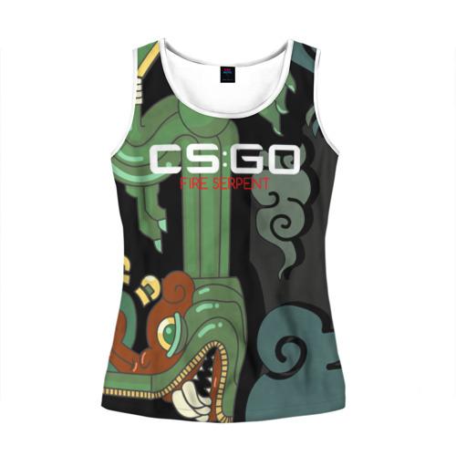 cs:go - Fire Serpent (Огненный змей)