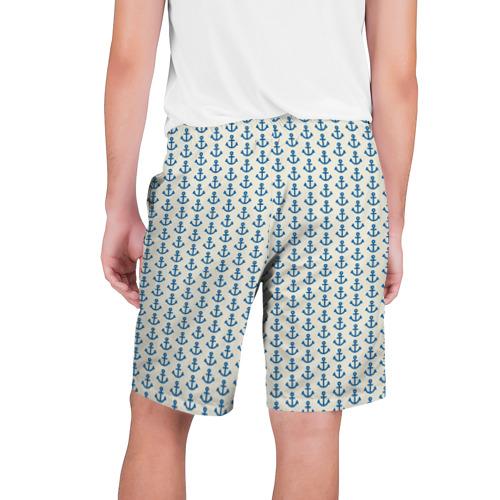 Мужские шорты 3D  Фото 02, Якоря