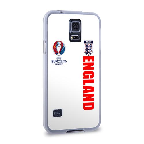 Чехол для Samsung Galaxy S5 силиконовый  Фото 02, Евро 2016