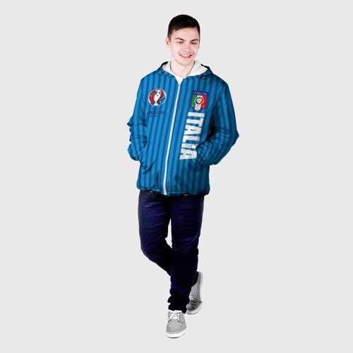 Мужская куртка 3D  Фото 03, Евро 2016