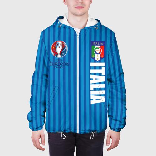Мужская куртка 3D  Фото 04, Евро 2016