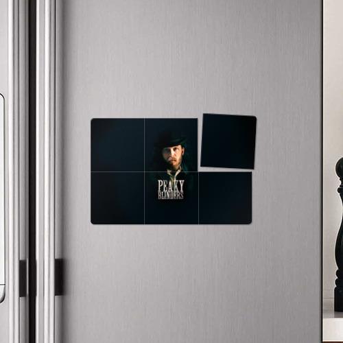 Магнитный плакат 3Х2 Peaky Blinders 1 Фото 01