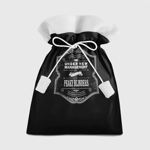 Подарочный 3D мешок Peaky Blinders 3