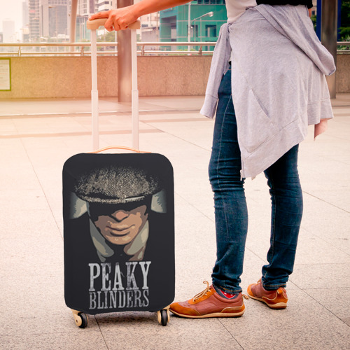 Чехол для чемодана 3D Peaky Blinders 5 Фото 01